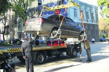 Конфискация нерастаможенного авто